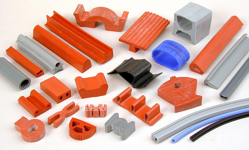 Rubber Extrusions 1