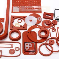 Silicone Rubber Die Cut Gasket