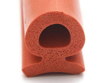 Silicon Rubber Sponge Profile 3