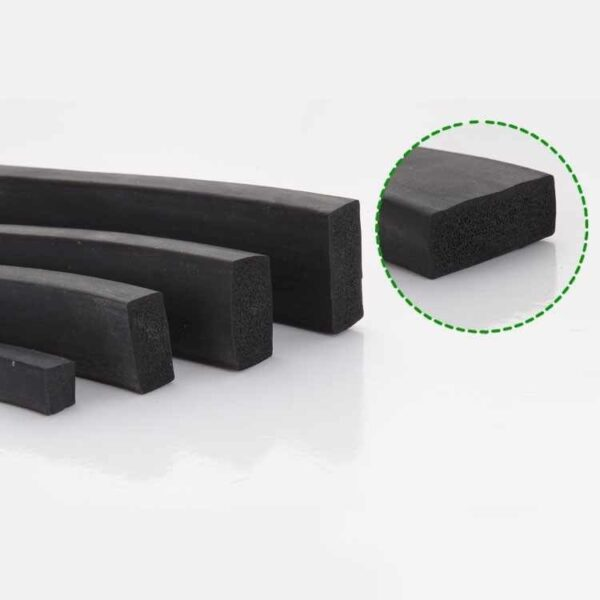 EPDM Sponge Rectangular Profile